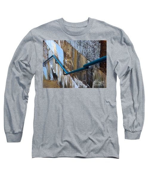 Stepping Outside The Lines Long Sleeve T-Shirt