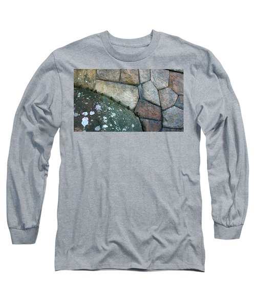Stitched Stones Long Sleeve T-Shirt