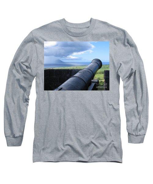St.kitts Nevis - On Guard Long Sleeve T-Shirt
