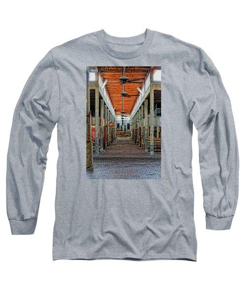 Stockyard Mall Long Sleeve T-Shirt