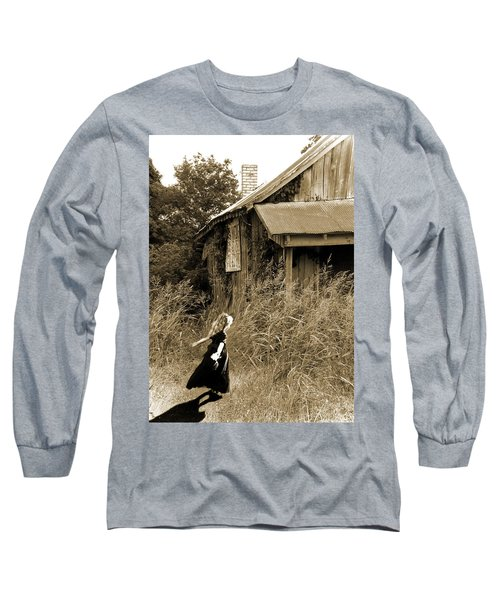 Story Of A Girl - Rural Life Long Sleeve T-Shirt