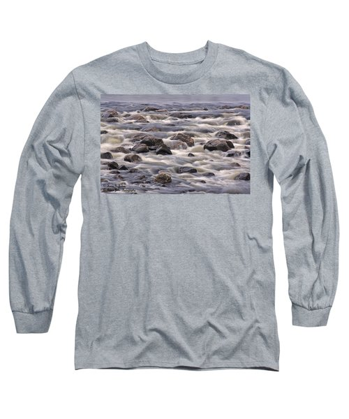 Streaming Rocks Long Sleeve T-Shirt