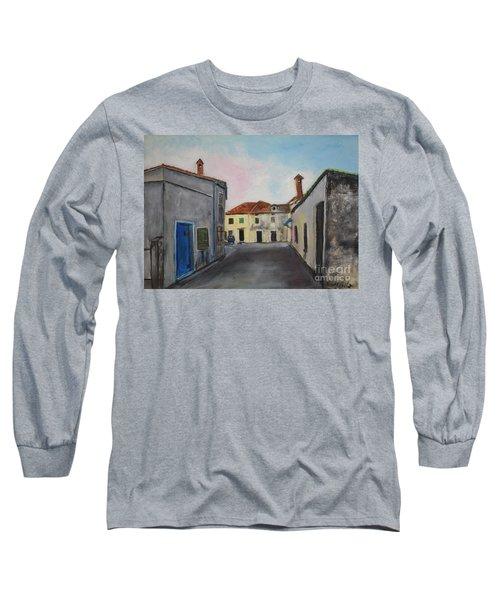Street View From Kavran Long Sleeve T-Shirt