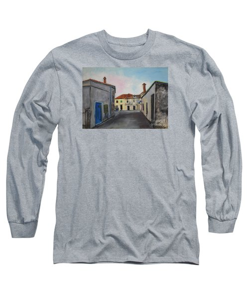 Street View From Kavran Long Sleeve T-Shirt