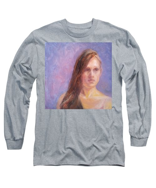 Strength And Beauty - Mariah Long Sleeve T-Shirt