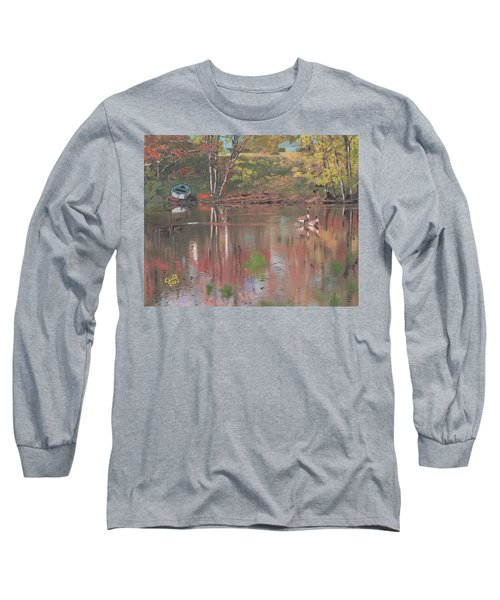 Sudbury River Long Sleeve T-Shirt