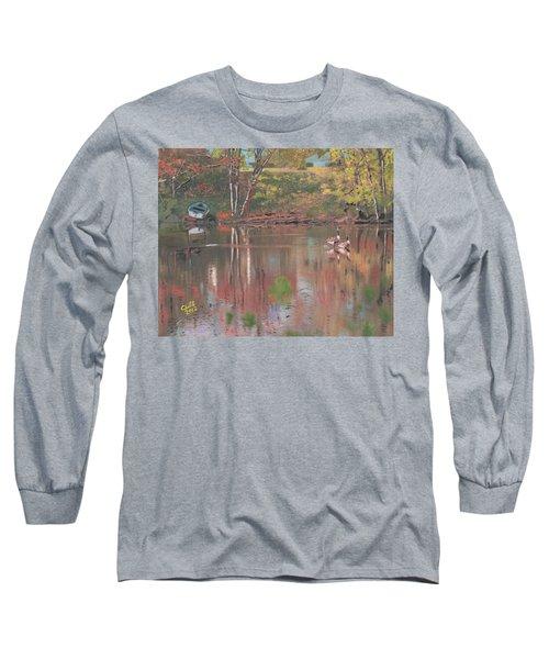 Sudbury River Long Sleeve T-Shirt