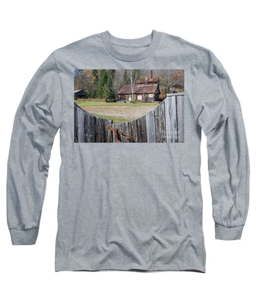 Sugar Shack Long Sleeve T-Shirt