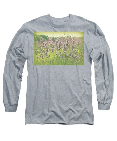 Long Sleeve T-Shirt featuring the photograph Summer Dreams by Lynn Sprowl