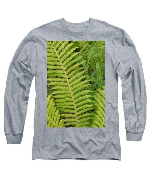 Summer In Alaska Long Sleeve T-Shirt