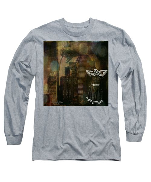 Summer In The City Long Sleeve T-Shirt