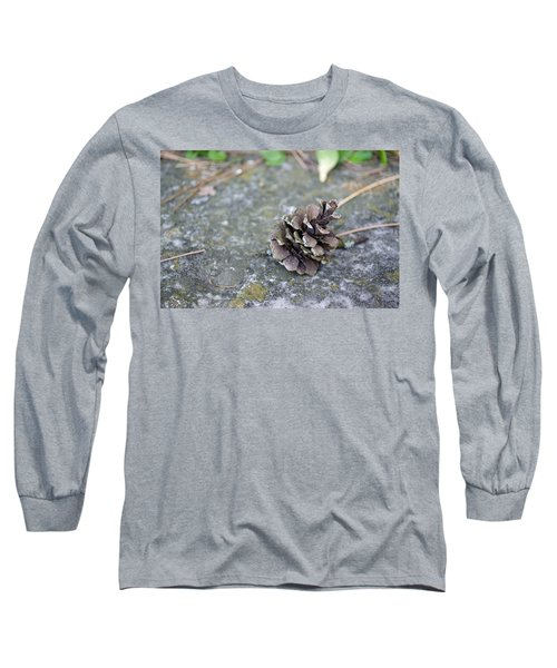 Summer Pinecone Long Sleeve T-Shirt