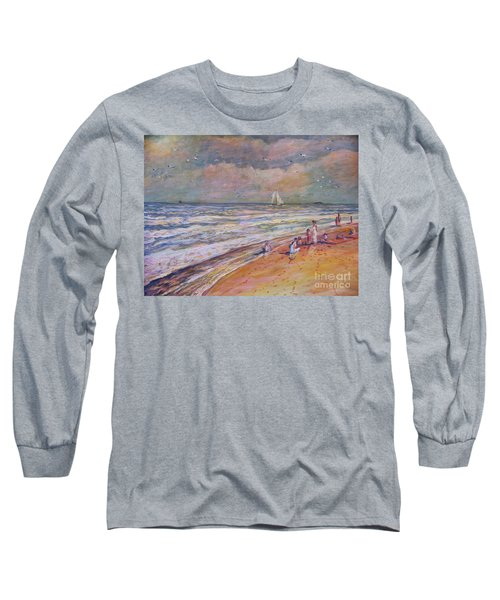 Summer Vacations Long Sleeve T-Shirt