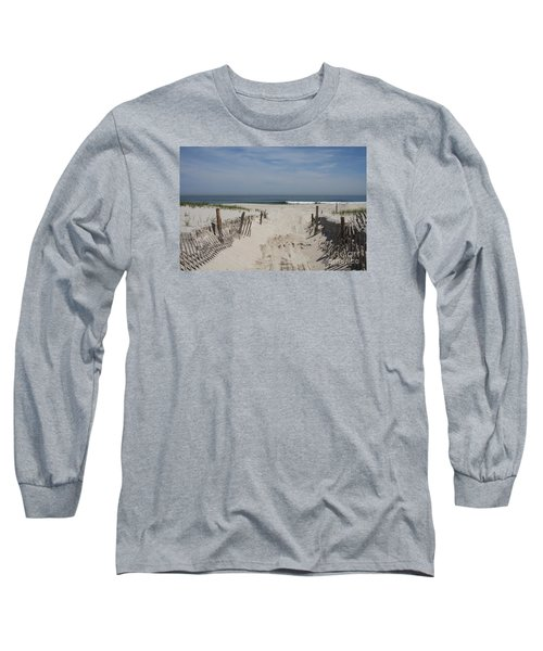 Sun And Sand Long Sleeve T-Shirt by Christiane Schulze Art And Photography