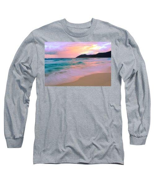 Sunday Morning Long Sleeve T-Shirt