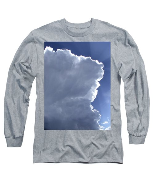 Sunrays Above Long Sleeve T-Shirt