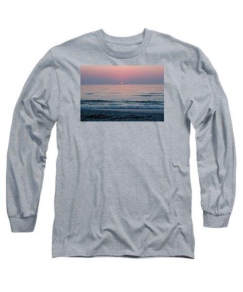 Sunrise Blush Long Sleeve T-Shirt