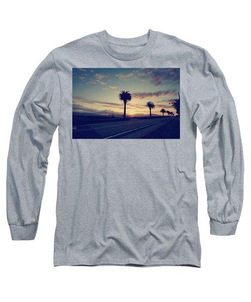 Sunset Drive Long Sleeve T-Shirt