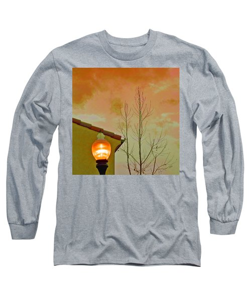 Sunset Lantern Long Sleeve T-Shirt