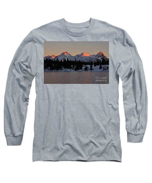 Sunset On The Grenadiers Long Sleeve T-Shirt