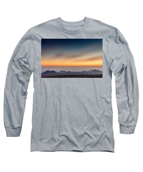 Sunset Over The Gulf Long Sleeve T-Shirt