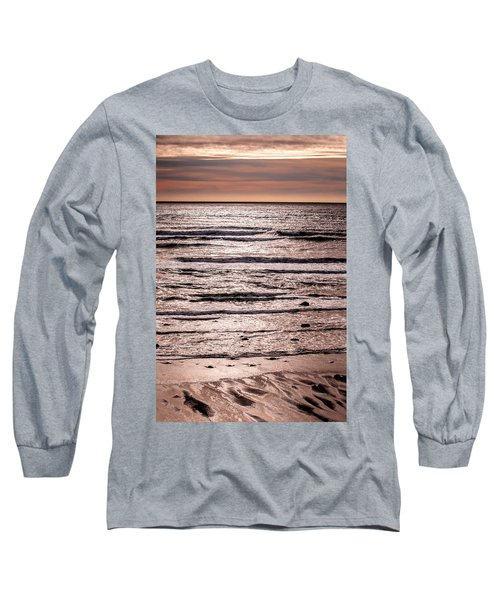 Sunset Ocean Long Sleeve T-Shirt