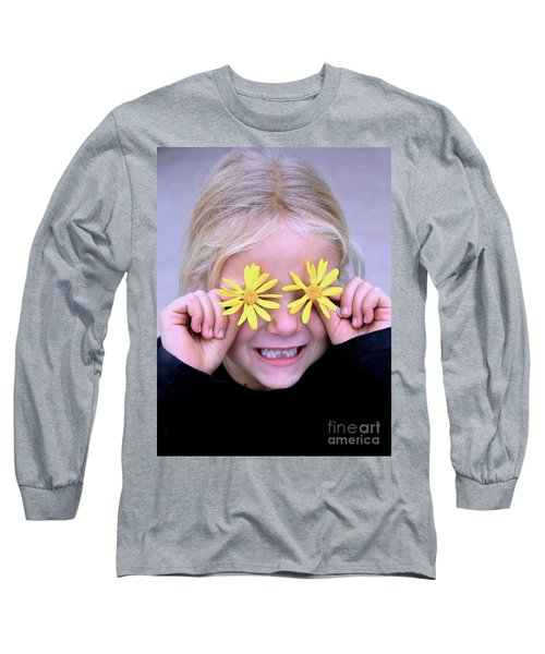 Sunshine Smile Long Sleeve T-Shirt