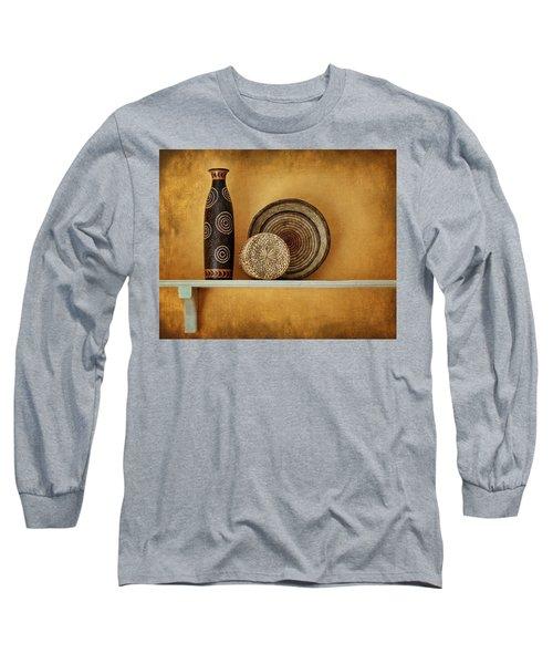 Susan's Shelf - Still Life Long Sleeve T-Shirt
