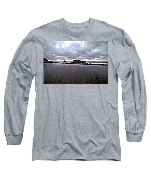 Sutro Baths Pool Long Sleeve T-Shirt