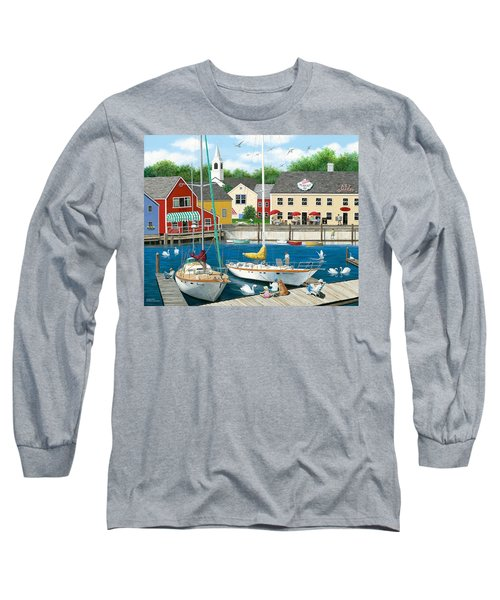 Swans Haven Long Sleeve T-Shirt