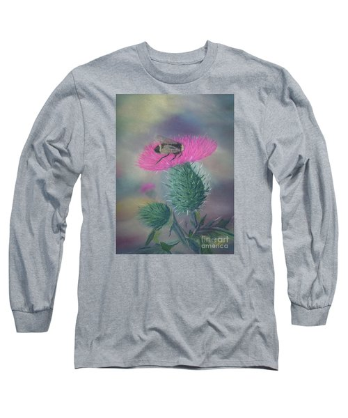 Sweet And Prickly Long Sleeve T-Shirt