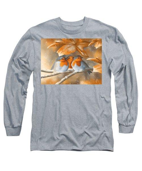 Sweet Nature Long Sleeve T-Shirt by Veronica Minozzi