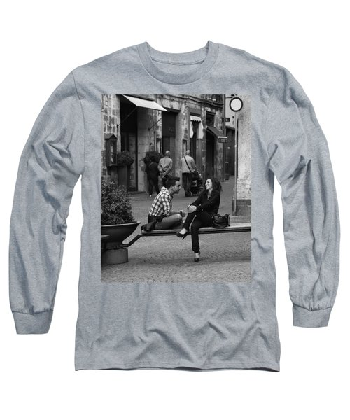 Sweet Youth Long Sleeve T-Shirt