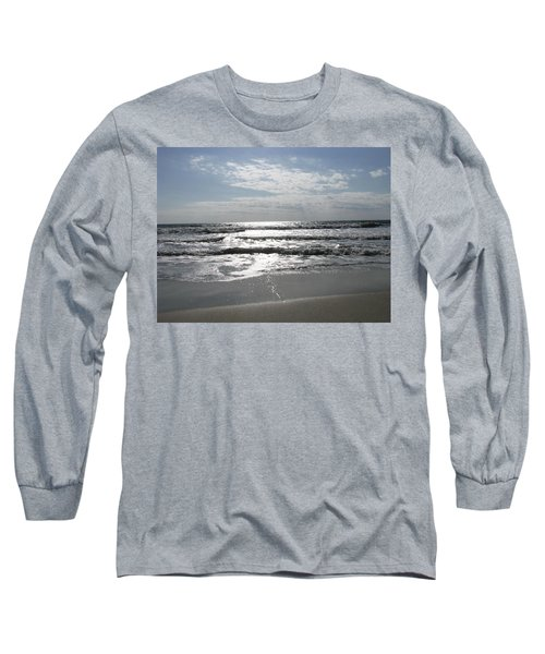 Swirling Sunshine Long Sleeve T-Shirt