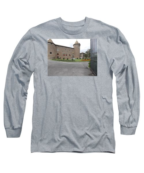 Swiss Castle Long Sleeve T-Shirt
