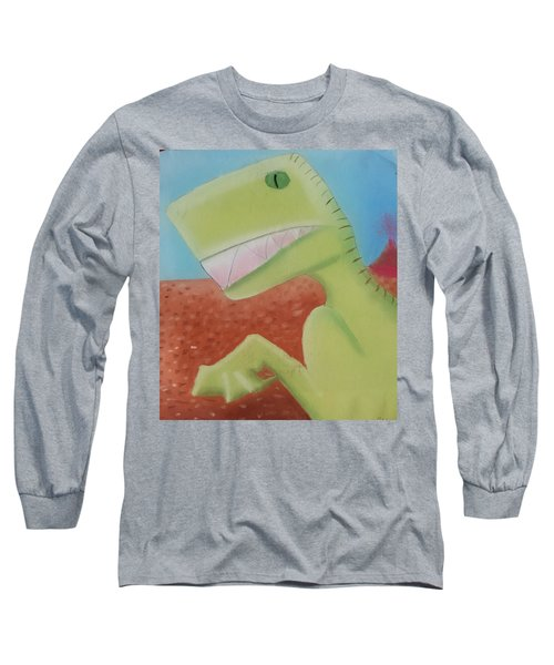 Dinoart Reptillian  Long Sleeve T-Shirt