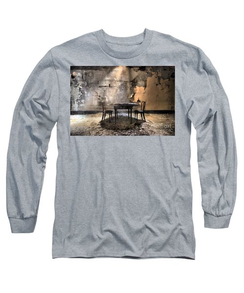 Table 4 Two Long Sleeve T-Shirt