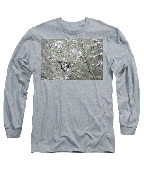 Taking Time To Smell The Flowers Long Sleeve T-Shirt