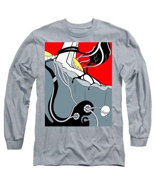 Tangled Long Sleeve T-Shirt