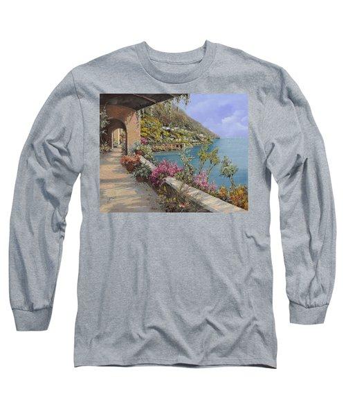 Tanti Fiori Sulla Terrazza Long Sleeve T-Shirt