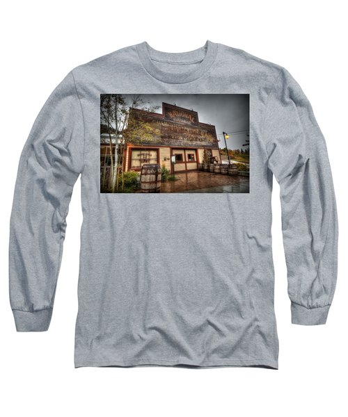 High West Distillery Long Sleeve T-Shirt