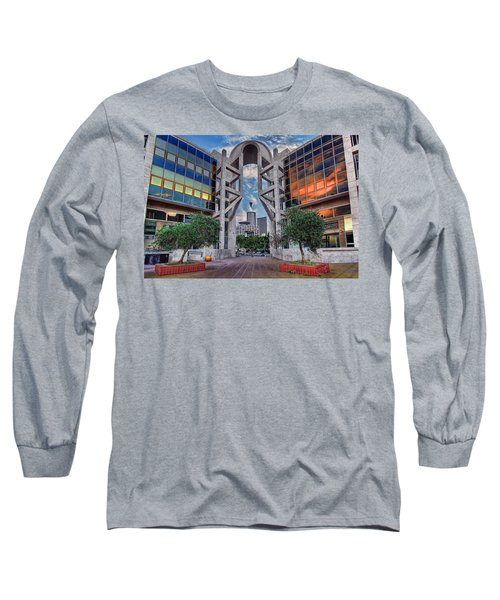 Tel Aviv Performing Arts Center Long Sleeve T-Shirt