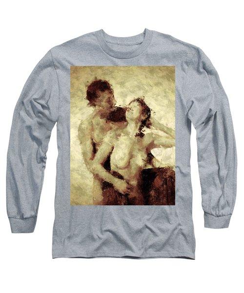 Tempt Me Long Sleeve T-Shirt