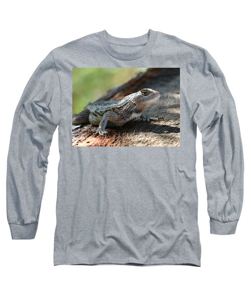 Texas Lizard Long Sleeve T-Shirt