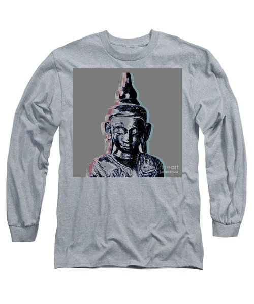 Thai Buddha #2 Long Sleeve T-Shirt