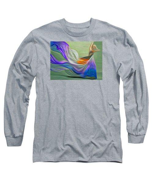 The Art Of Dance Long Sleeve T-Shirt