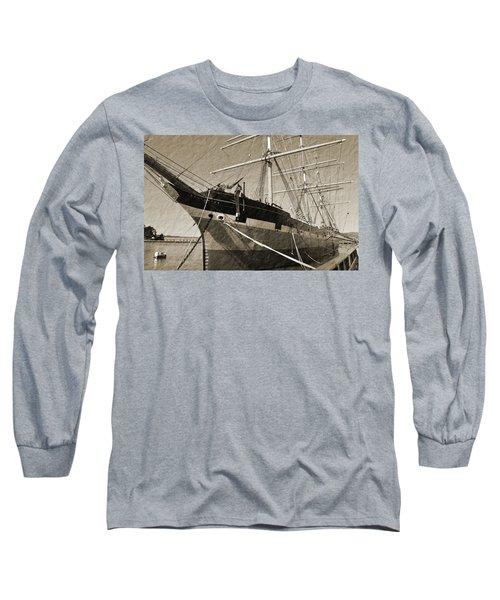 The Balclutha Long Sleeve T-Shirt by Holly Blunkall