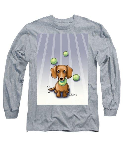The Ball Catcher Long Sleeve T-Shirt