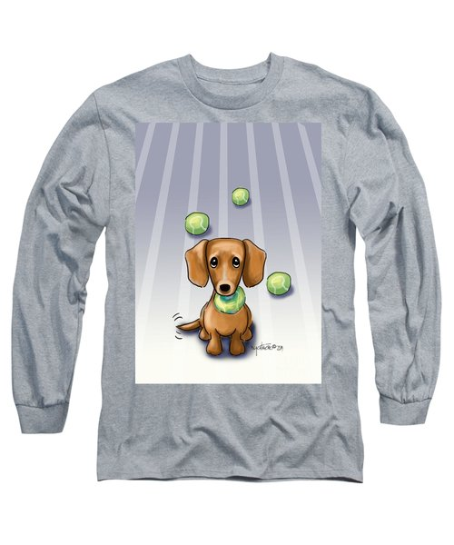 The Ball Catcher Long Sleeve T-Shirt