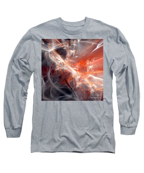 The Battle Long Sleeve T-Shirt by Margie Chapman